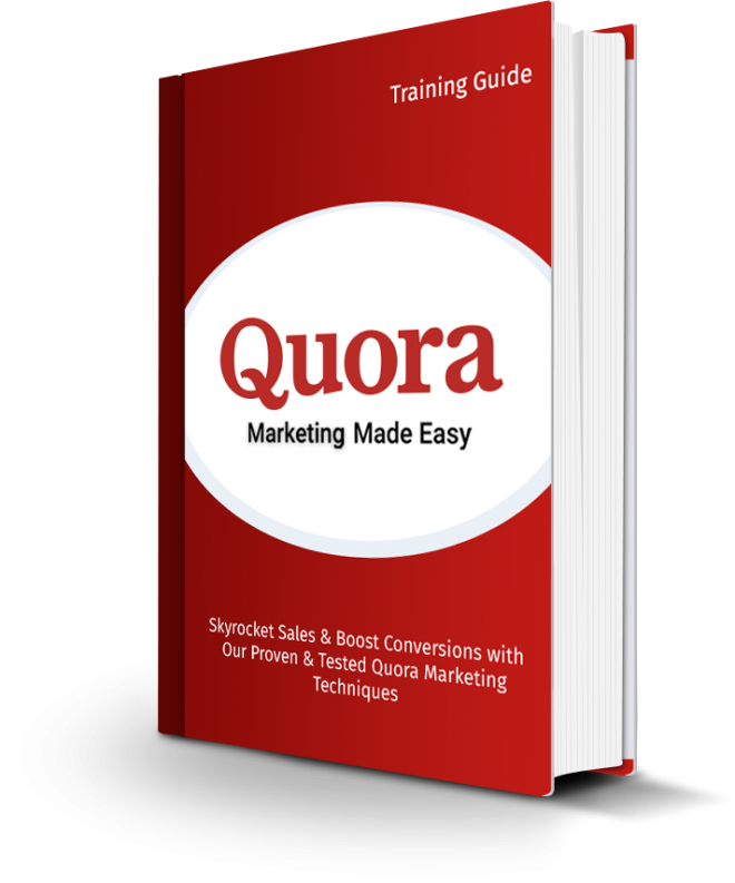 Quora Marketing Made Easy